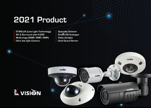 VISIONHITECH  PRODUCT GUIDE 2021